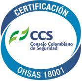 Certificación ISO:18001