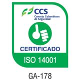 Certificación ISO:14001