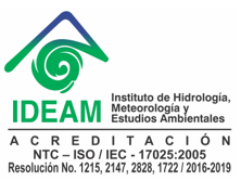 Acreditación IDEAM